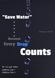 Every Drop Counts