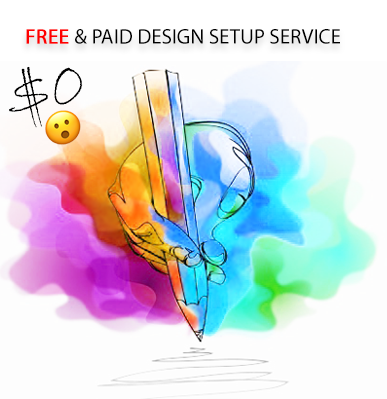 Design Services (Free & Paid)